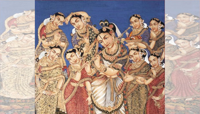 ಮೈಸೂರು ಚಿತ್ರಕಲೆ ಬೆಳೆದು ಬಂದ ಬಗೆ