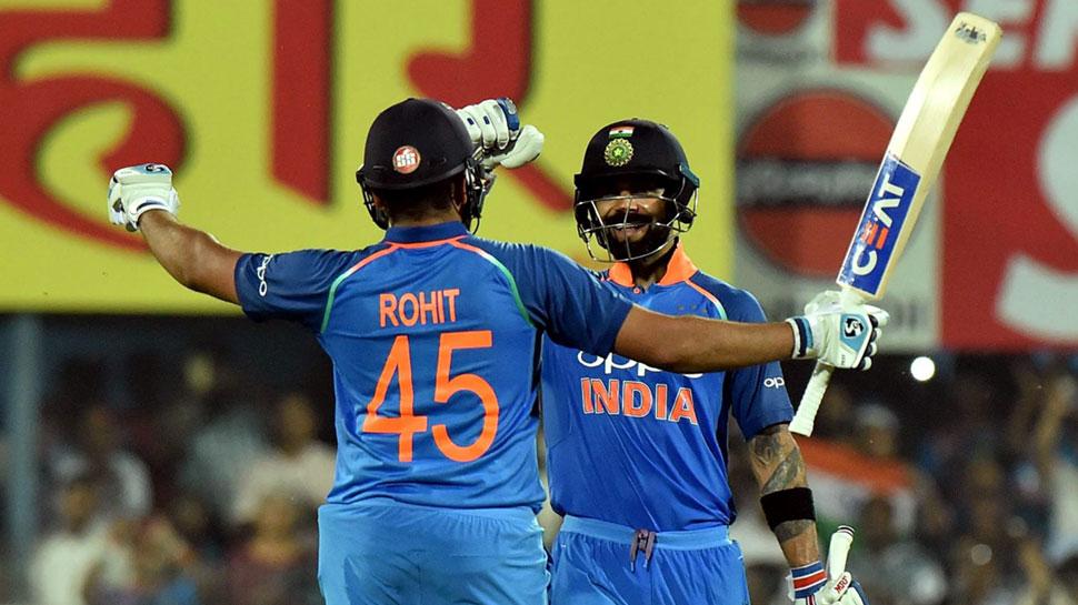 INDvsNZ: ಕಿವೀಸ್ ವಿರುದ್ಧ 7 ವಿಕೆಟ್ಗಳ ಗೆಲುವು ಸಾಧಿಸಿದ ಭಾರತ