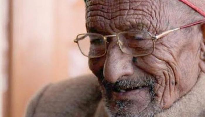 ಹಿಮಾಚಲ ಪ್ರದೇಶದ ಕಿನ್ನೌರ್ನಲ್ಲಿ ಮತ ಚಲಾಯಿಸಿದ ಭಾರತದ ಮೊದಲ ಮತದಾರ ಶ್ಯಾಮ್ ಸರನ್ ನೇಗಿ