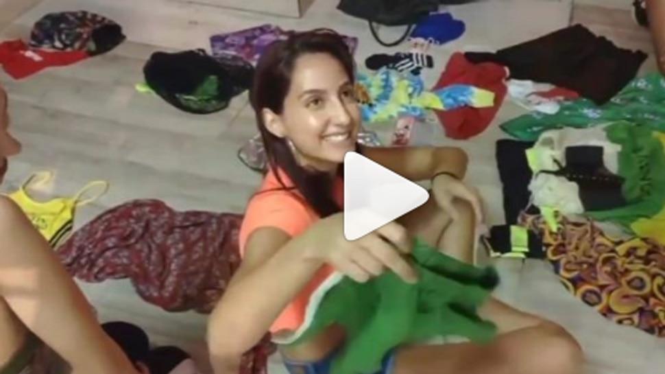 Watch:ಈ ಬಾಲಿವುಡ್ ನಟಿ ಈಗ ಬೀದಿ ವ್ಯಾಪಾರಿ...!