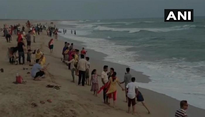 ಗುಜರಾತ್ : 'ವಾಯು' ಚಂಡಮಾರುತ ಹಿನ್ನೆಲೆ 2.5 ಲಕ್ಷಕ್ಕೂ ಅಧಿಕ ಜನರ ಸ್ಥಳಾಂತರ
