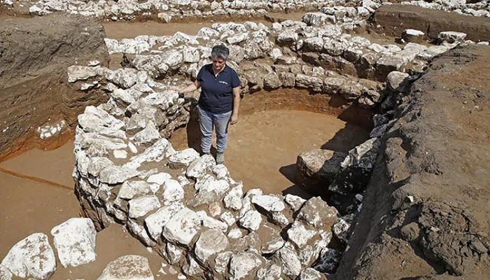 5,000 ವರ್ಷಗಳ ಪುರಾತನ ನಗರದ ಅವಶೇಷ ಅನಾವರಣಗೊಳಿಸಿದ ಇಸ್ರೇಲ್