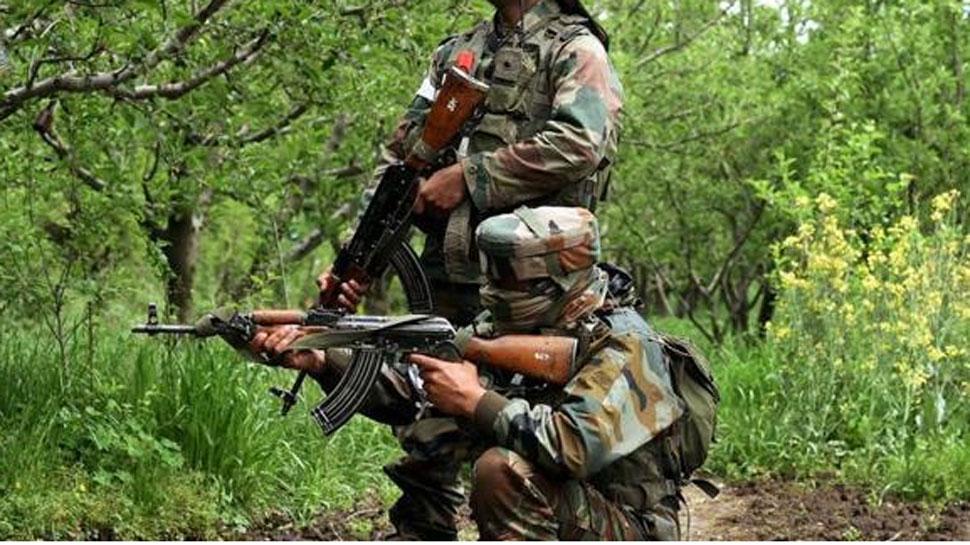 ವಾಂಟೆಡ್ ಹಿಜ್ಬುಲ್ ಉಗ್ರ BSFಗೆ ಶರಣು