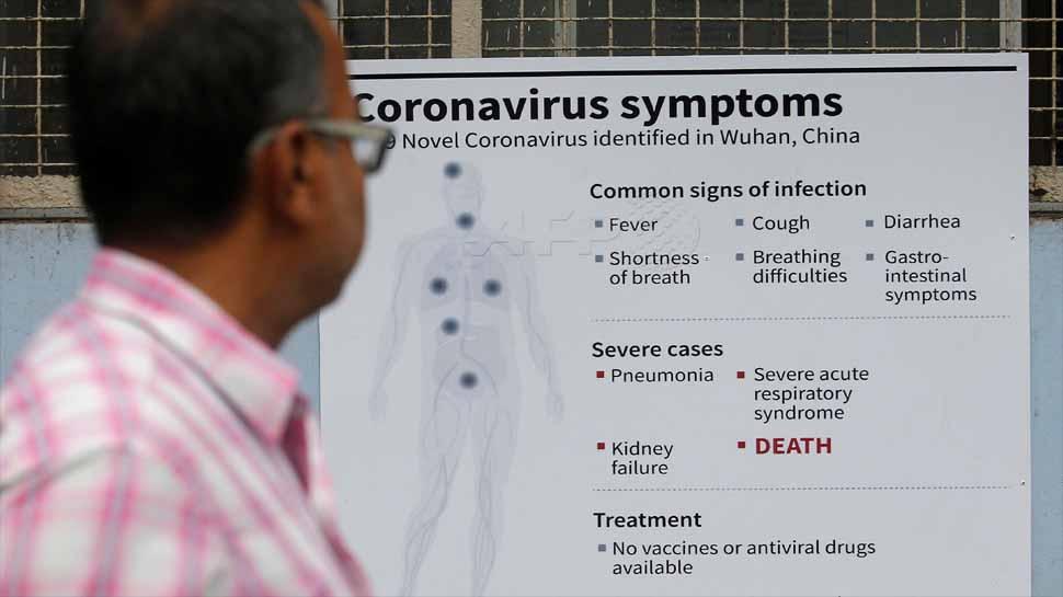 Coronavirus Update: ದೇಶದಲ್ಲಿ 601 ಹೊಸ ಕೋವಿಡ್ -19 ಪ್ರಕರಣ, 24 ಗಂಟೆಯಲ್ಲಿ 12 ಸಾವು