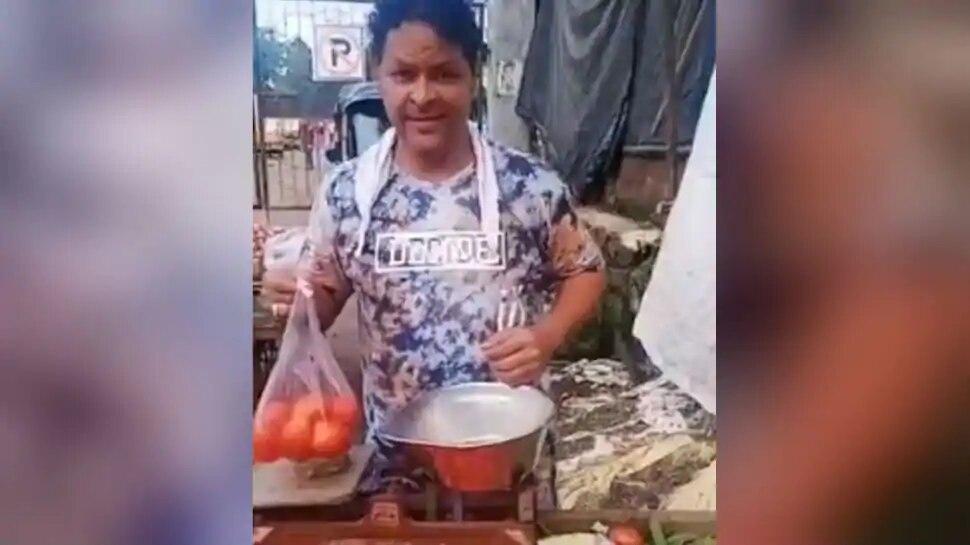 Video:ಜೀವನ ನಿರ್ವಹಣೆಗಾಗಿ ತರಕಾರಿ ಮಾರಾಟಕ್ಕೆ ನಿಂತ ಬಾಲಿವುಡ್ ನಟ...!