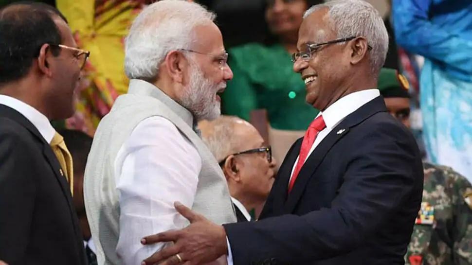 ಮಾಲ್ಡೀವ್ಸ್ಗೆ 250 ಮಿಲಿಯನ್ ಡಾಲರ್ ಸಾಲ ನೀಡಿದ ಭಾರತ