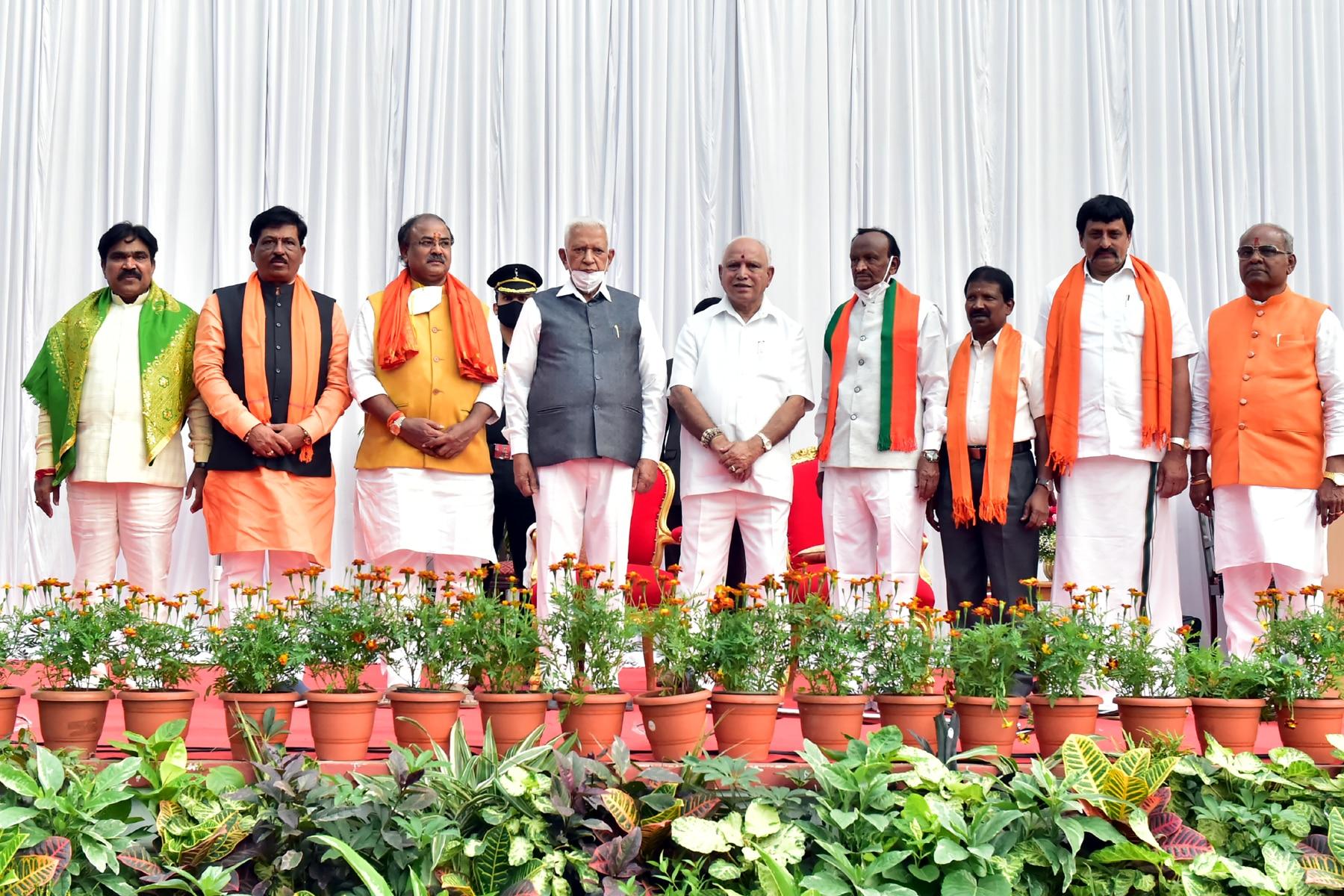 BJP: ನೂತನ ಸಚಿವರಿಗೆ ಬಹುತೇಕ ಖಾತೆ ಫೈನಲ್! ನಾಳೆ ಖಾತೆ ಹಂಚಿಕೆ: ಯಾರಿಗೆ ಯಾವ ಖಾತೆ?