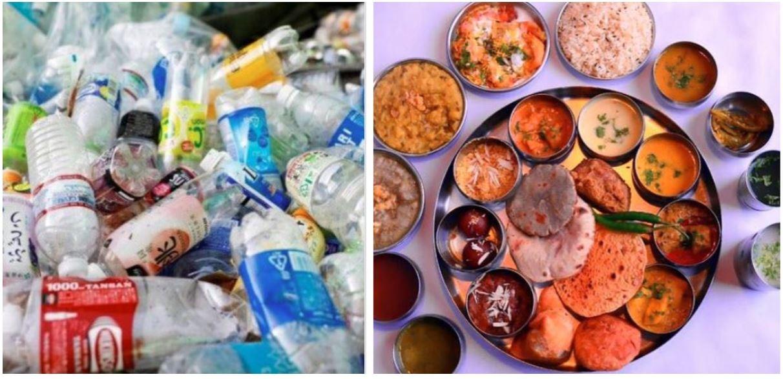 Swachh Bharat Mission: ಪ್ಲಾಸ್ಟಿಕ್ ಕಸ ನೀಡಿ, ಲಂಚ್-ಡಿನ್ನರ್ ಮಾಡಿ: ಹೀಗೊಂದು ವಿಶಿಷ್ಟ Garbage Cafe