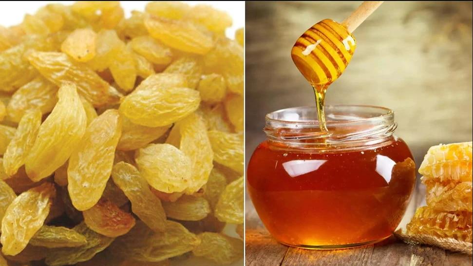 Raisins and Honey: ನರ ದೌರ್ಬಲ್ಯಕ್ಕೆ ಉತ್ತಮ ಆಹಾರ ಒಣದ್ರಾಕ್ಷಿ ಮತ್ತು ಜೇನುತುಪ್ಪ..!