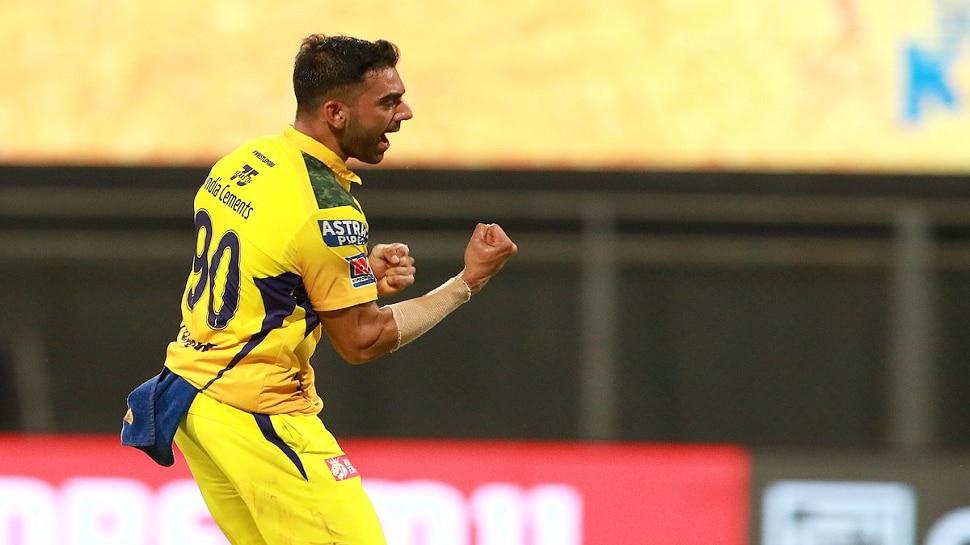 Punjab vs Chennai, 8th Match: ಚೆನ್ನೈಗೆ ಸೂಪರ್ ಗೆಲುವು ತಂದಿತ್ತ  ದೀಪಕ್ ಚಹಾರ್
