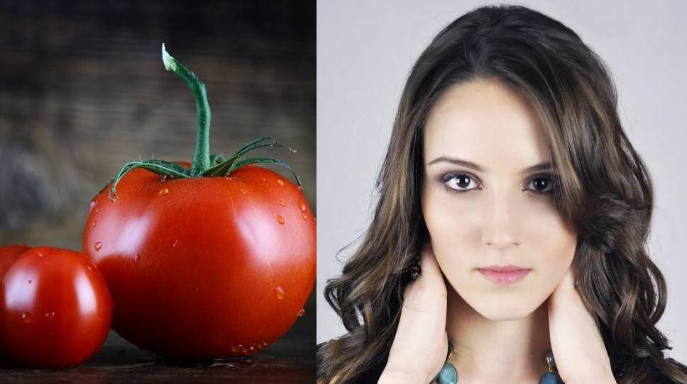 Tomato Benefits : ಮುಖದ ಸೌಂದರ್ಯಕ್ಕಾಗಿ ಪ್ರತಿದಿನ ಸೇವಿಸಿ 2 ಕೆಂಪು ಟೊಮೇಟೊ!