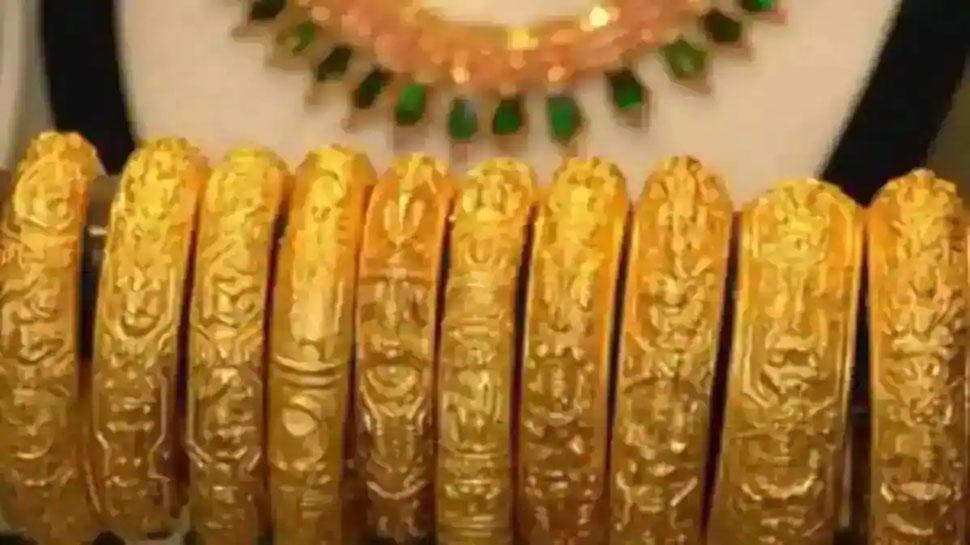 Gold Silver Price Today: 6 ತಿಂಗಳಲ್ಲಿಯೇ ಕನಿಷ್ಠ ಮಟ್ಟಕ್ಕೆ ಕುಸಿದ ಚಿನ್ನದ ಬೆಲೆ; ಬೆಳ್ಳಿ ದರದಲ್ಲಿಯೂ ಇಳಿಕೆ