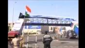 Watch: ಅಹ್ಮದಾಬಾದ್ ನ ಮೊಟೆರಾ ಕ್ರಿಕೆಟ್ ಕ್ರೀಡಾಂಗಣದ ವಿವಿಐಪಿ ಪ್ರವೇಶ ದ್ವಾರ ಕುಸಿತ