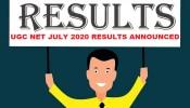 UGC NET July 2020 ಫಲಿತಾಂಶ ಪ್ರಕಟ, nta.ac.in ಮೇಲೆ ಫಲಿತಾಂಶ ಪರಿಶೀಲಿಸಿ