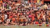 Kumbh Mela 2021: ಕುಂಭಮೇಳ 5 ದಿನಗಳಲ್ಲಿ 1,700 ಕೊರೋನಾ ಪ್ರಕರಣಗಳು ಪತ್ತೆ!