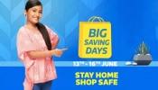 Flipkart  Big Saving Days Sale :  ಸ್ಮಾರ್ಟ್ ಫೋನ್, ಗೆಜೆಟ್ ಗಳ ಮೇಲೆ ಸಿಗಲಿದೆ 80 ಶೇ. ರಷ್ಟು ರಿಯಾಯಿತಿ