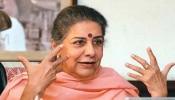 Punjab New Chief Minister: ಪಂಜಾಬ್ CM ಆಫರ್ ತಿರಸ್ಕರಿಸಿದ Ambika Soni, ಶಾಸಕಾಂಗ ಪಕ್ಷದ ಸಭೆಯೂ ರದ್ದು