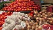 Onion, Tomoto price: ಗಗನ ಮುಖಿಯಾದ ಟೊಮೇಟೊ, ಈರುಳ್ಳಿ ಬೆಲೆ