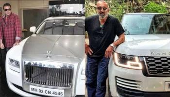 Sanjay Dutt expensive Cars : ₹5 ಕೋಟಿ ರೋಲ್ಸ್ ರಾಯ್ಸ್ ಹಾಗೂ ಇತರೆ ದುಬಾರಿ ಮತ್ತು ಐಷಾರಾಮಿ ಕಾರುಗಳ ಮಾಲೀಕ ನಟ ಸಂಜಯ್ ದತ್!