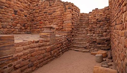 World Heritage Site ಪಟ್ಟಿ ಸೇರಿದ ಗುಜರಾತ್ ನ ಹರಪ್ಪಾ ಕಾಲದ Dholavira ನಗರ