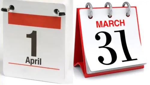 March 31 Deadline: March 31 ರೊಳಗೆ ಈ 5 ಕೆಲಸ ಪೂರ್ಣಗೊಳಿಸಿ, ಇಲ್ಲದಿದ್ದರೆ ಬೀಳುತ್ತೆ ಭಾರಿ ಪೆನಾಲ್ಟಿ