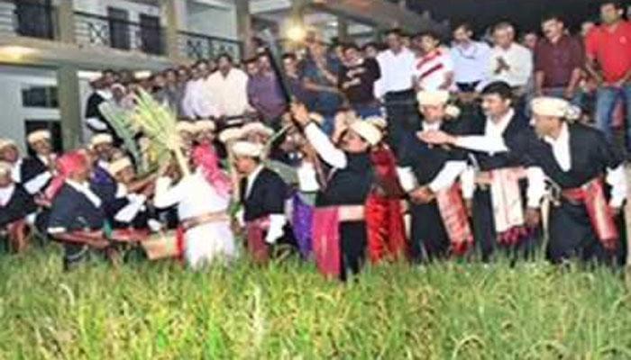 ಕೊಡಗು ಜಿಲ್ಲೆಯ ಹುತ್ತರಿ ಹಬ್ಬ