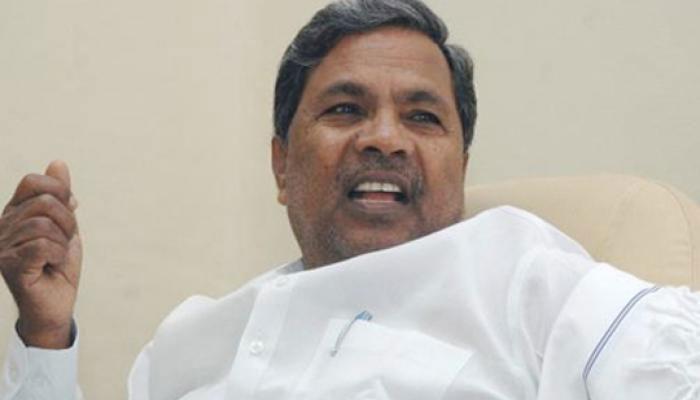 ಸಿಎಂ ಸಿದ್ದರಾಮಯ್ಯ ವಿರುದ್ಧ ರಾಜ್ಯಪಾಲರಿಗೆ ದೂರು