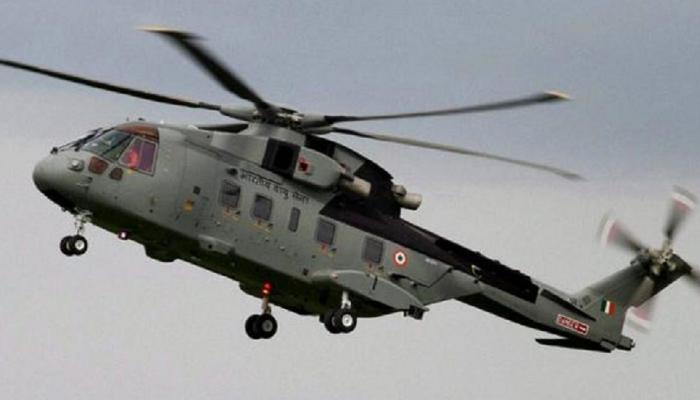 ಅರುಣಾಚಲ ಪ್ರದೇಶದಲ್ಲಿ ಅಪಘಾತಕ್ಕೀಡಾದ ಭಾರತೀಯ ವಾಯುಸೇನೆಯ ಎಂಐ-17 ಹೆಲಿಕಾಫ್ಟರ್