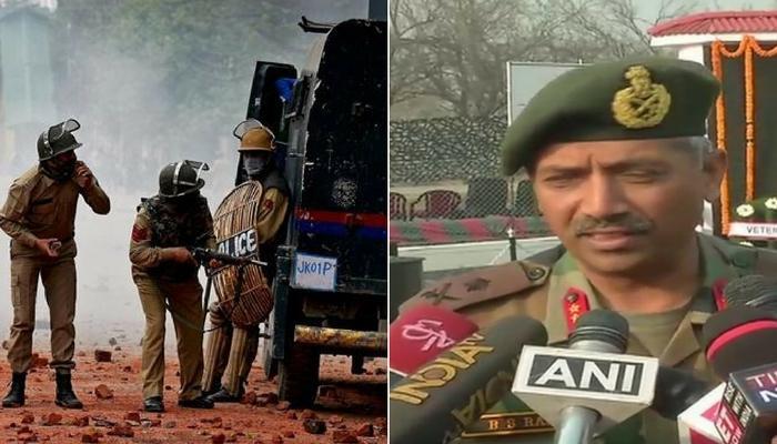 ದಕ್ಷಿಣ ಕಾಶ್ಮೀರದಲ್ಲಿ 115 ಭಯೋತ್ಪಾದಕರಿದ್ದಾರೆ ಎಂದು ತಿಳಿಸಿದ ಮೇಜರ್ ಜನರಲ್ ಬಿ.ಎಸ್. ರಾಜು
