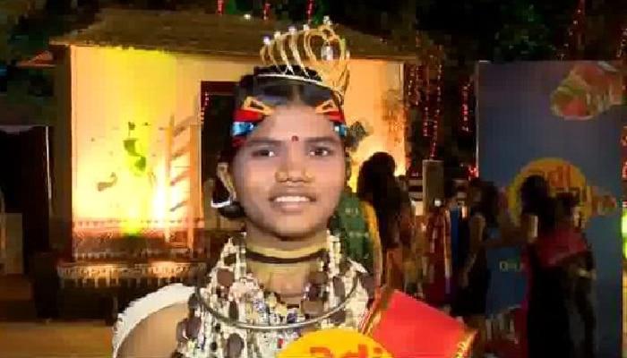 ಭಾರತದ ಮೊದಲ ಬುಡಕಟ್ಟು ಮಹಿಳಾ ಸೌಂದರ್ಯ ಸ್ಪರ್ಧೆ; ಪಲ್ಲವಿಗೆ 'ಆದಿ ರಾಣಿ' ಕಿರೀಟ