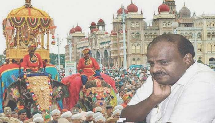 ಜಂಬೂ ಸವಾರಿಗೆ ಯಾವುದೇ ತೊಡಕಿಲ್ಲ: ಸಿಎಂ ಹೆಚ್.ಡಿ. ಕುಮಾರಸ್ವಾಮಿ