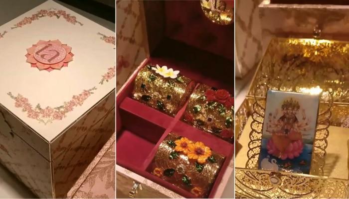 Video: ಮುಕೇಶ್ ಅಂಬಾನಿ ಪುತ್ರಿ ಇಶಾ ಅಂಬಾನಿ ವೆಡ್ಡಿಂಗ್ ಕಾರ್ಡ್ ಹೇಗಿದೆ ಗೊತ್ತಾ?