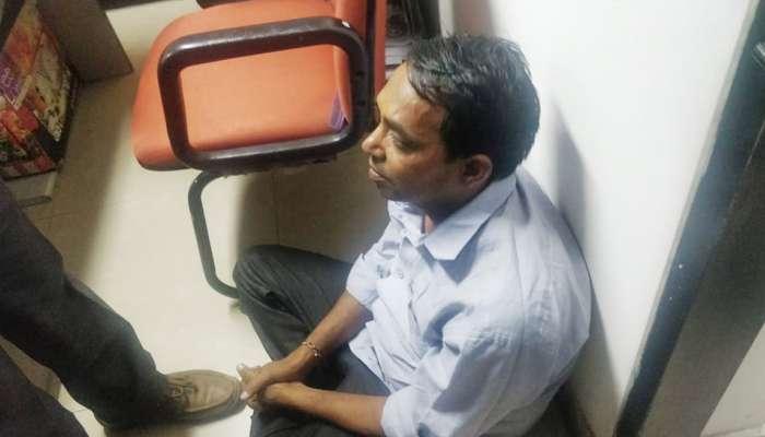 ದೆಹಲಿ ಸಿಎಂ ಅರವಿಂದ್ ಕೇಜ್ರಿವಾಲ್ ರತ್ತ ಖಾರದ ಪುಡಿ ಎರಚಿದ ವ್ಯಕ್ತಿ