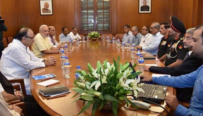 ಜಮ್ಮು-ಕಾಶ್ಮೀರದಲ್ಲಿ ಭಯೋತ್ಪಾದಕರ ಭೀಕರ ದಾಳಿ; CCS ಸಭೆಯಲ್ಲಿಂದು ಮಹತ್ವದ ನಿರ್ಧಾರ ಸಾಧ್ಯತೆ