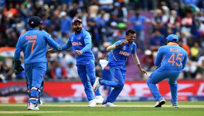 ICC Cricket World Cup 2019 :ಚಹಾಲ್ ಕೈಚಳಕಕ್ಕೆ ಹರಿಣಗಳು ಕಂಗಾಲು, 227-9