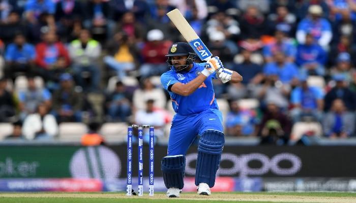 ICC Cricket World Cup 2019: ಭಾರತಕ್ಕೆ ಆಸರೆಯಾದ ರೋಹಿತ್ ಶರ್ಮಾ ಅರ್ಧ ಶತಕ