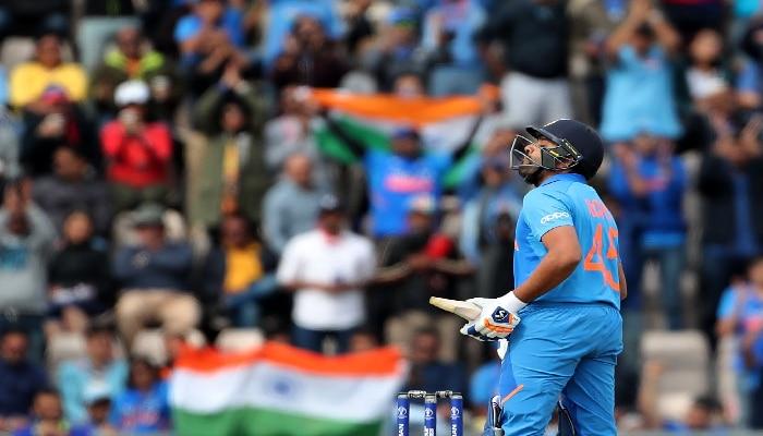 ICC Cricket World Cup 2019: 23ನೇ ಏಕದಿನ ಶತಕ ಗಳಿಸಿದ ರೋಹಿತ್ ಶರ್ಮಾ
