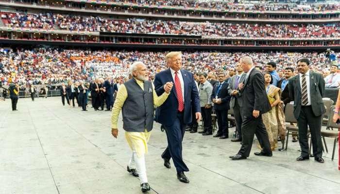 Howdy Modi: 'ಭಾರತ-ಅಮೆರಿಕದ ಸಂಬಂಧ ಮೊದಲಿಗಿಂತಲೂ ಬಲವಾಗಿದೆ' ಎಂದ ಟ್ರಂಪ್