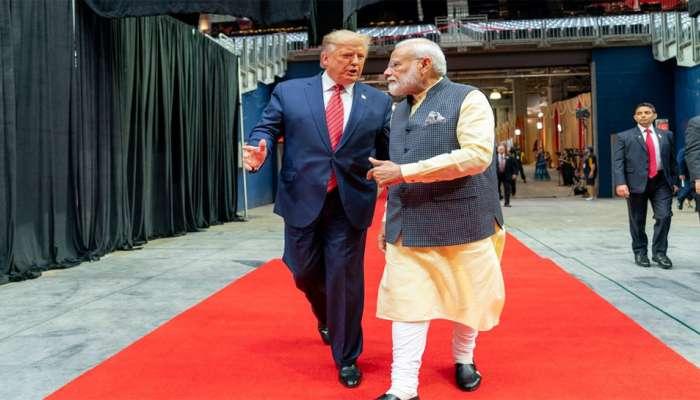 Howdy Modi: ಭಾರತದಲ್ಲಿ ನಡೆಯಲಿರುವ ಎನ್ಬಿಎ ಪಂದ್ಯ ನೋಡಲು ಬರ್ತಾರಾ ಡೊನಾಲ್ಡ್ ಟ್ರಂಪ್!