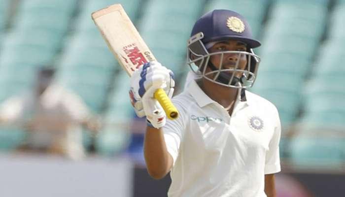 IND vs NZ: ನಾಲ್ಕನೇ ಟೆಸ್ಟ್ನಲ್ಲಿ ಪೃಥ್ವಿ ಕಮಾಲ್