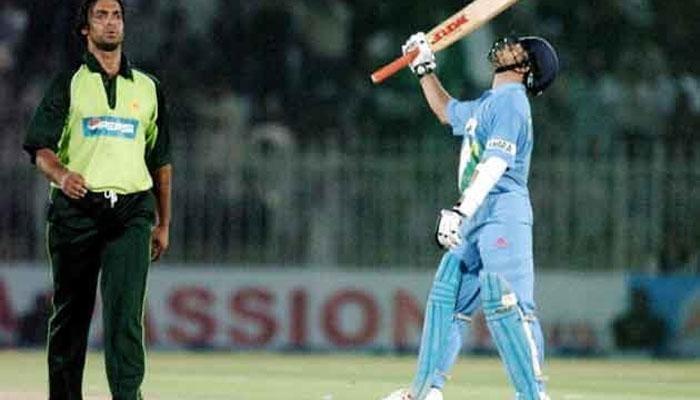 2003 ರ ವಿಶ್ವಕಪ್ ನಲ್ಲಿ ಸಚಿನ್ 98 ಕ್ಕೆ ಔಟಾದ ನಂತರ ನಾನು ಪಶ್ಚಾತ್ತಾಪ ಪಟ್ಟಿದ್ದೇನೆ-ಅಖ್ತರ್
