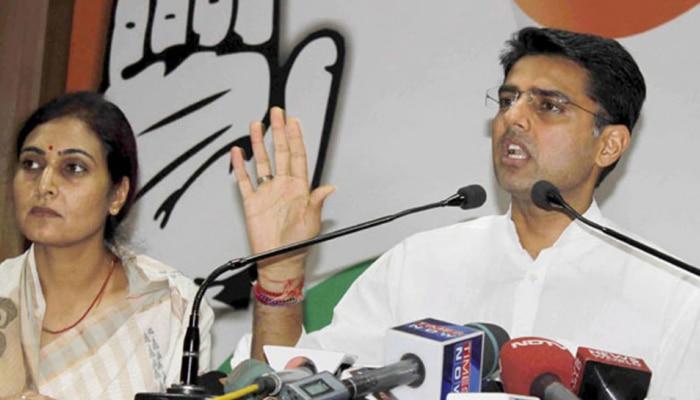 Rajasthan Political Crisis: ನಾನು ಬಿಜೆಪಿಗೆ ಸೇರುತ್ತಿಲ್ಲ' ಎಂದು ಸ್ಪಷ್ಟಪಡಿಸಿದ ಸಚಿನ್ ಪೈಲೆಟ್..!