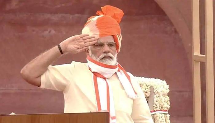 ದೆಹಲಿಯ ಕೆಂಪು ಕೋಟೆಯಿಂದ National Digital Health Mission ಘೋಷಿಸಿದ PM Modi