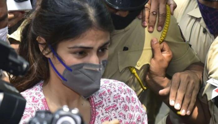 Drugs Case:Rhea Chakraborty ಜಾಮೀನು ಅರ್ಜಿ ತಿರಸ್ಕೃತ