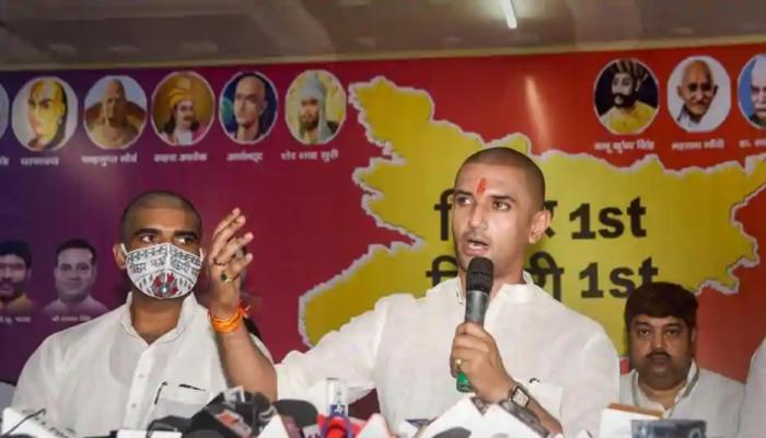 ವಿಧಾನಸಭೆ ಚುನಾವಣೆಯಲ್ಲಿ ನಿತೀಶ್ ಕುಮಾರ್ ಮತ್ತೆ ಗೆದ್ದರೆ ಬಿಹಾರ ಸೋತಂತೆ-ಚಿರಾಗ್ ಪಾಸ್ವಾನ್