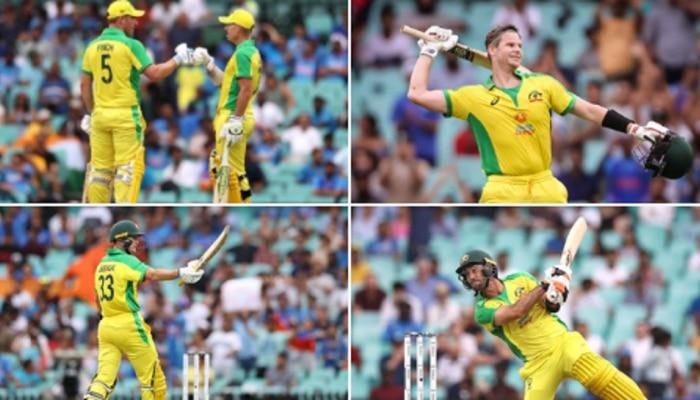Australia vs India, 2nd ODI : ಸ್ಟೀವ್ ಸ್ಮಿತ್ ಮಿಂಚಿನ ಶತಕ, ಆಸ್ಟ್ರೇಲಿಯಾಗೆ ಸರಣಿ ವಶ