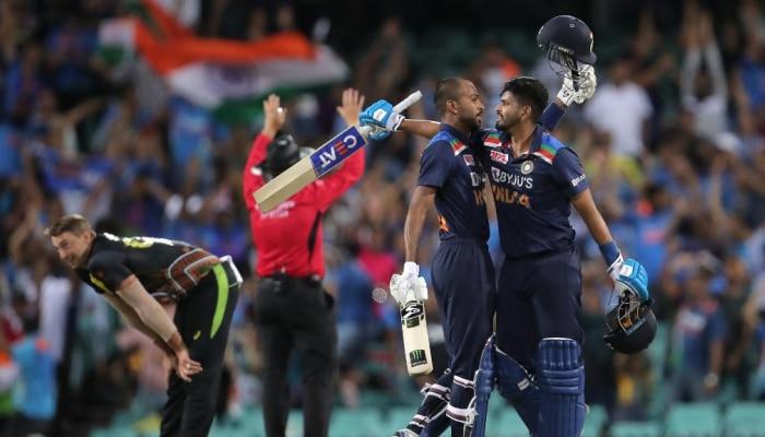 Australia vs India, 2nd T20I: ಭಾರತಕ್ಕೆ 2-0 ಅಂತರದಲ್ಲಿ ಸರಣಿ ಗೆಲುವು