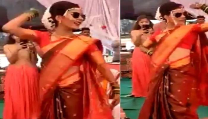 Bride Entry Dance: ಮದುವೆ ಮಂಟಪಕ್ಕೆ ವಧು ನೀಡಿದ ಎಂಟ್ರಿ ನೋಡಿ ಭಾವುಕನಾದ ವರ video viral