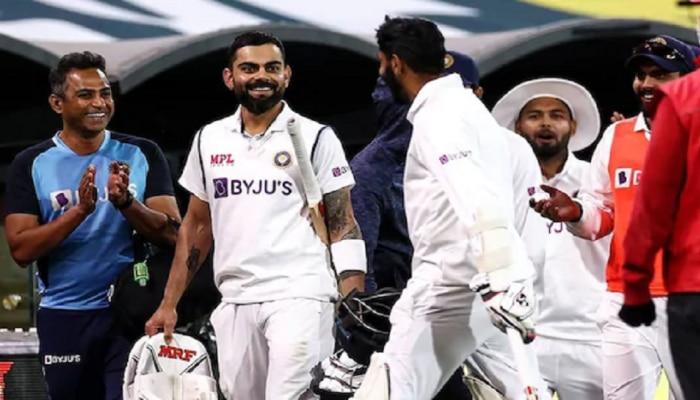 Australia vs India, 1st Test: ರಾತ್ರಿ ಕಾವಲುಗಾರನಾದ ಬುಮ್ರಾ, ಹೇಗಿತ್ತು ಉಳಿದ ಆಟಗಾರ ಪ್ರತಿಕ್ರಿಯೆ...!