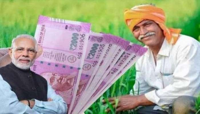ಅನ್ನದಾತರಿಗೊಂದು 'ಸಿಹಿ ಸುದ್ದಿ': ರೈತರಿಗೆ ₹ 2 ಲಕ್ಷ ಕೋಟಿ ಸಾಲ..!